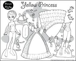 printable paper dolls paper doll coloring pages paper dolls images vintage with printable
