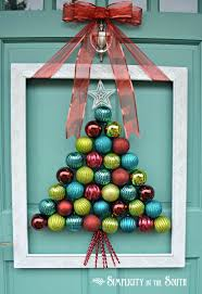 Christmas Decoration Ideas Home Front Doors Mesmerizing Decorating Your Front Door Christmas