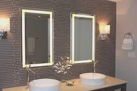 bathroom cabinets bathroom design with backlit bathroom mirror