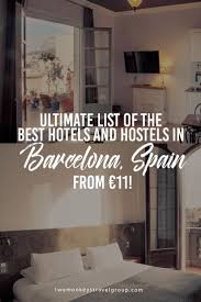 best 25 barcelona spain hotels ideas on pinterest hotels in