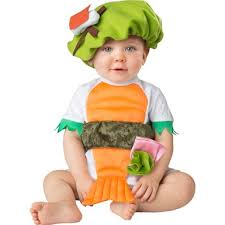 Cupcake Halloween Costume Baby Infant Silly Sushi Halloween Costume U2013 Baby Costumes