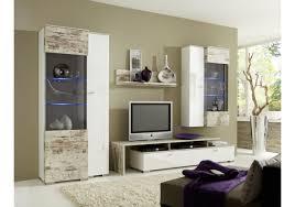 Wohnzimmerschrank Folieren Wohnwand Weiss Hochglanz Eiche Antik Woody 91 00445 Woody Möbel