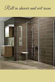 how to make a 4 wide walk in shower roll in shower and wet room