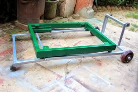 diy table saw stand with wheels table saw stand