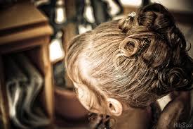 coiffure mariage enfant mariage pour enfant