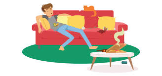 Couch Potato Clipart Mf Daily How To Deep Clean Your Sofa
