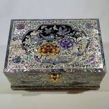 pearl necklace boxes images 23 best korean jewelry boxes images korean jewelry jpg