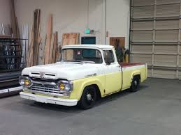 Old Ford Truck Vin Decoder - 60 f100 frame swap project recap the
