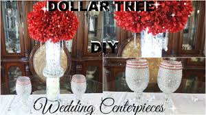 dollar tree diy bling wedding centrepieces diy glam decor home