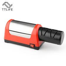 sharpening ceramic kitchen knives ttlife professional household electric knife sharpener two stages