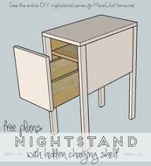 these skinny nightstands would be perfect in my little bedroom