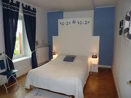 photo d une chambre chambres d hotes et gites à cherrueix en baie du mont michel