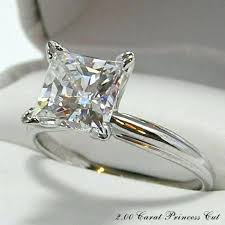 Wedding Rings Princess Cut by Princess Cut Diamond Ring Designs Click To Enlarge Princess Cut