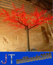 discount tree light led 2018 white tree led light on