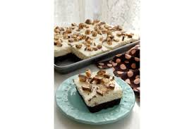 magnolia icebox cake snickers ice box bar by magnolia bakery on sweetist