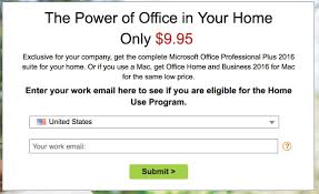 Email Address For My Business by Pc And Mac Versions Of Microsoft Office 2016 For Just 9 95 The