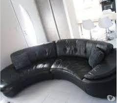 canapé d angle arrondi canapé d angle arrondi en cuir lehaucourt 02420 meubles pas