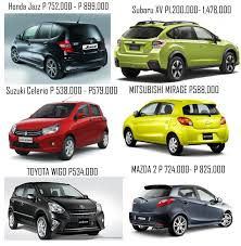 toyota philippines price advantages and disadvantages of commuting with kids