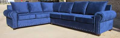Light Blue Leather Sectional Sofa Best 25 Leather Sectional Sofas Ideas On Pinterest With Navy Blue