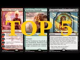 top 5 best kaladesh cards magic the gathering list of my