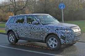 electric land rover electric land rover defender spy shots funrover land rover