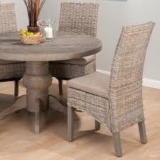 Indoor Wicker Dining Room Chairs Indoor Rattan Dining Chairs U2014 Derektime Design Farmhouse Rattan