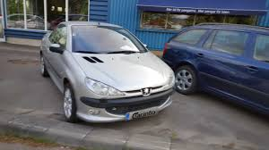 2 images of peugeot 206 cc 2 0 manual 136hp 2002 by jonasbonde