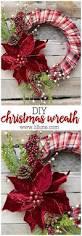 diy elegant christmas wreath by blooming homestead make a
