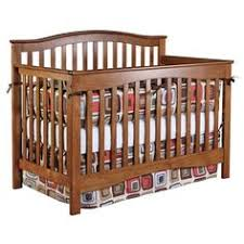 Charleston Convertible Crib Charleston 4 In 1 Convertible Crib In Chocolate By New Energy 2340
