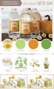 Pumpkin Baby Shower Ideas - little pumpkin baby shower ideas for fall from bigdotofhappiness