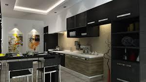 black kitchen cabinets flooring 15 astonishing black kitchen cabinets home design lover