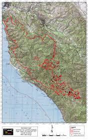 california map pdf soberanes infrared map pdf 9 10 16 big sur california