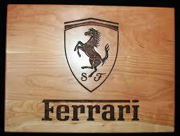 personalized housewarming gifts ferrari emblem cutting board personalized cutting board ferrari