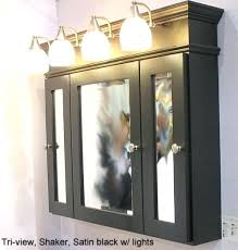 Bathroom Cabinet Mirrors With Lights Lighted Medicine Cabinet Home Depot Vanity Mirrors Surface Mount