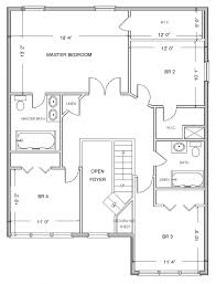 impressive idea 11 layout home plans 1 kanal house drawing floor