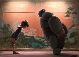 big hero 6 disney u0027s new animated kids movie reviewed