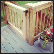 deckgate literally how to make a deck gate deck gate decking