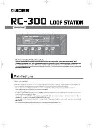 new boss rc 300 manual 56 in best cover letter opening with boss