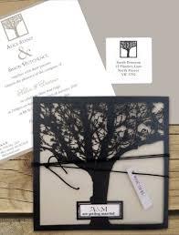 wedding invitations australia enchanted tree laser cut invitaton online australia lilykiss
