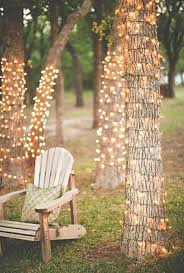 Backyard String Lighting by Best 10 Outdoor Tree Lighting Ideas On Pinterest Outdoor