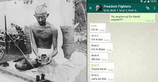 Gandhi Memes - mahatma gandhi memes tweets trolls