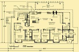 straw bale house plans small 4 bedroom w unique features