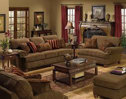 5 piece living room set stationary living room group by jackson furniture wolf and