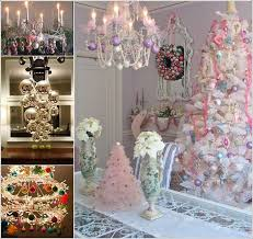 Christmas Decoration For Chandelier 25 creative christmas chandelier decorating ideas