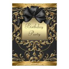 art deco birthday cards greeting u0026 photo cards zazzle
