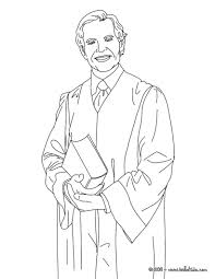 attorney coloring page in lawyer coloring pages amazing way for