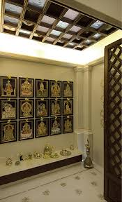 Puja Room Designs Pin By Tia Kunnath On Puja Pinterest Puja Room Room And Interiors