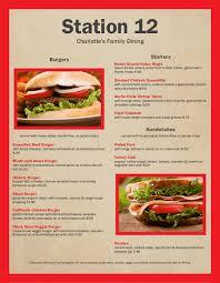 dining menu template american restaurant menu template musthavemenus