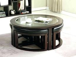 Coffee Table With Ottoman Seating Coffee Tables With Seating Underneath Coffee Table Ottoman