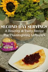 a healthy tasty recipe for thanksgiving leftovers